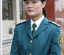 中国邮政工作服定做