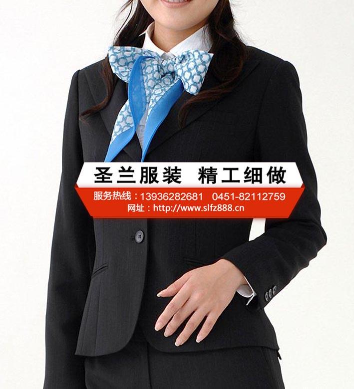 哈尔滨行政高管品牌西服定做_第4张