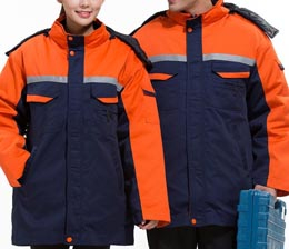 哈尔滨女款防寒服装定做工厂