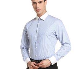 哈尔滨男式衬衫定做工厂